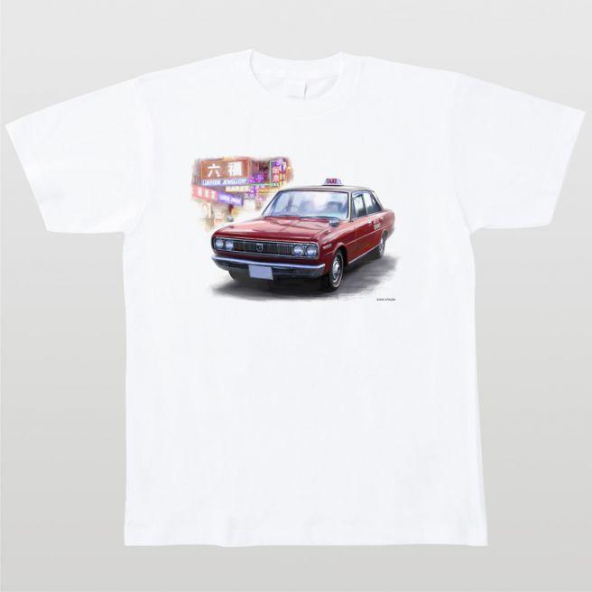 『僕の好きな車』Tシャツ