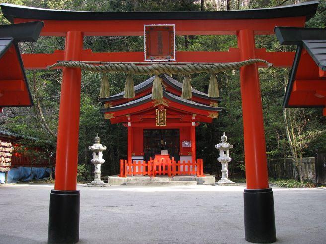 九頭竜神社(新宮)