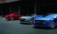 シボレー カマロが新型マイナーチェンジ発表 V8モデルは10速AT採用!