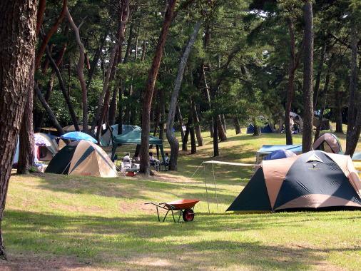 大洗キャンプ場 茨城県