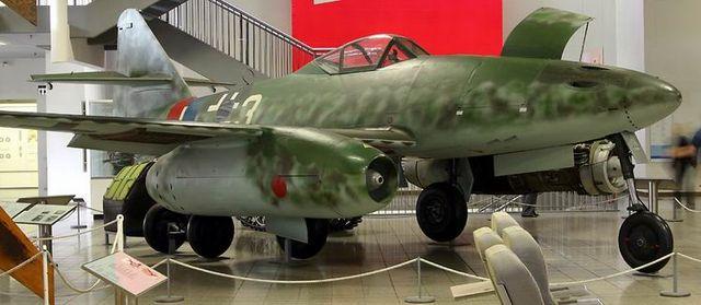 メッサーシュミット Me262