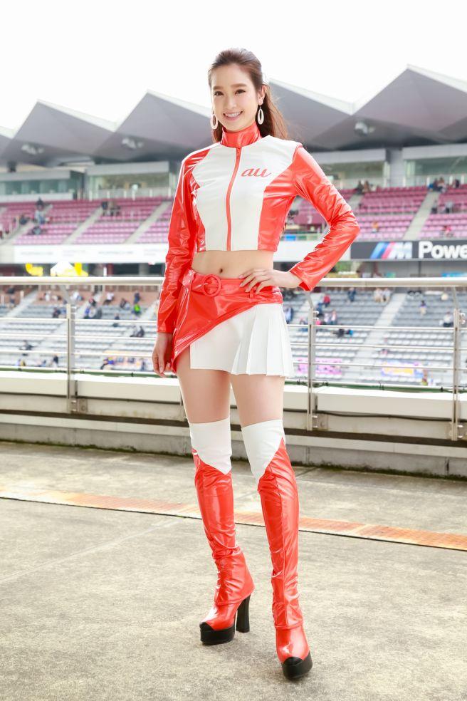 レースクイーン 太田麻美