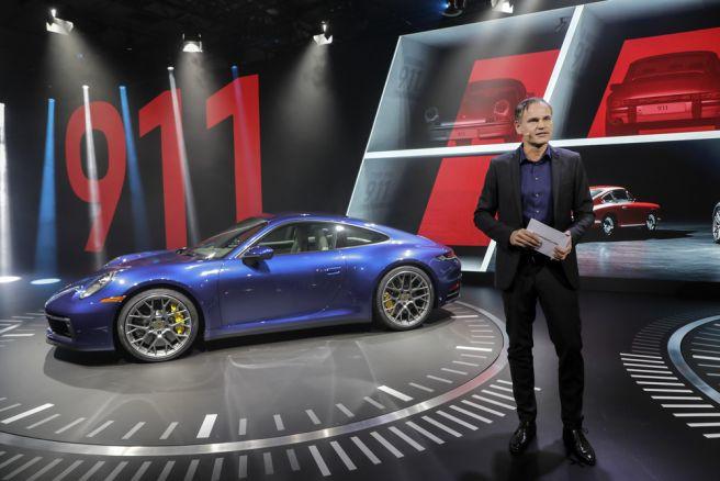ポルシェ 新型911_2018