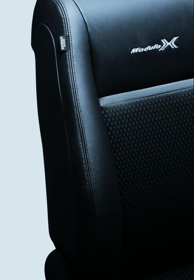 ホンダ ステップワゴン モデューロX 2018年4月モデル 内装