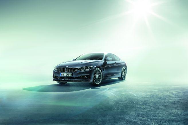 BMW アルピナ B4 S ビターボ