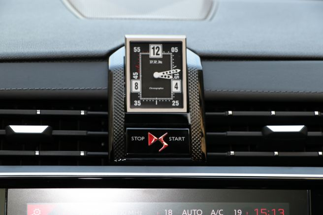 B.R.M社製高級アナログ時計