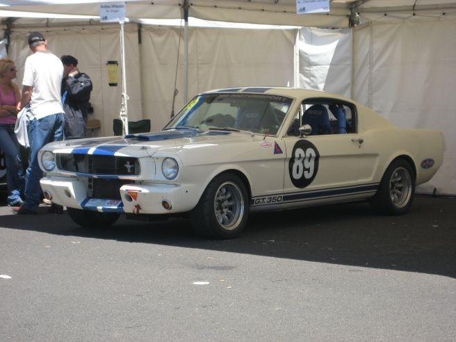シェルビー マスタング GT350R 1965年