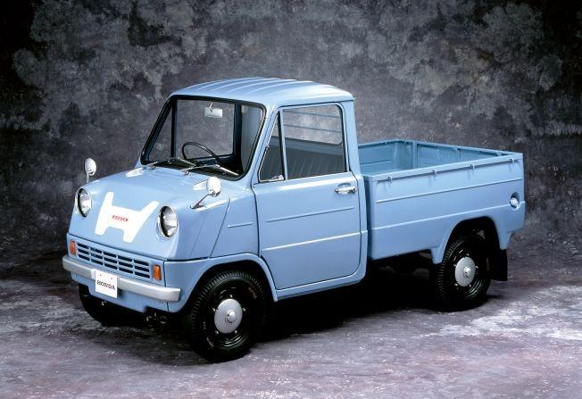 ホンダ T360 1963年式