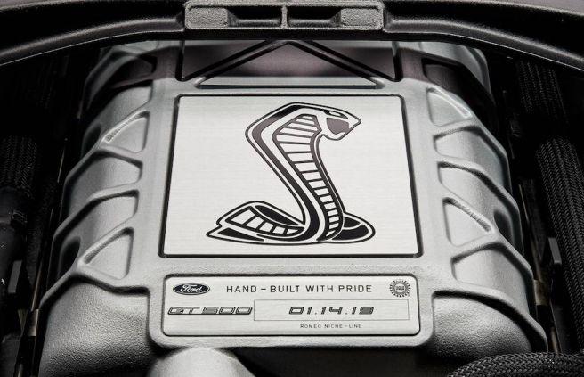 フォード 新型マスタング シェルビーGT500_2018