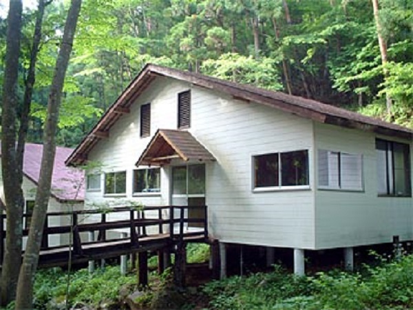 道志の森キャンプ場 山梨県