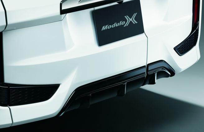 ホンダ ステップワゴン モデューロX 2018年12月モデル