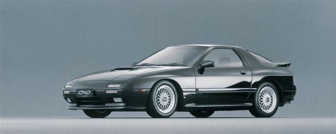 2代目サバンナRX-7(1985年発売)アンフィニ