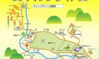 【マキノ高原キャンプ場 総合情報】春には八重桜を楽しめるキャンプ場!サイトの種類も充実