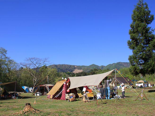 神鍋高原キャンプ場 サイト