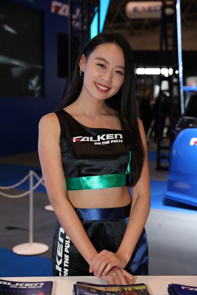 東京オートサロン2019 ファルケン