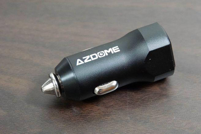 車載充電器USB シガーソケット