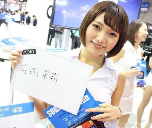 東京オートサロン2019コンパニオン_安西茉莉