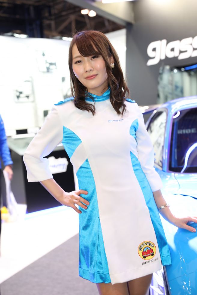 東京オートサロン2019コンパニオン_芹澤せいか
