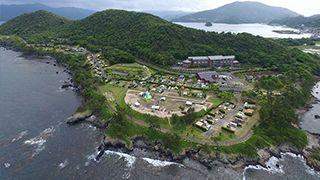 赤礁崎オートキャンプ場 福井県