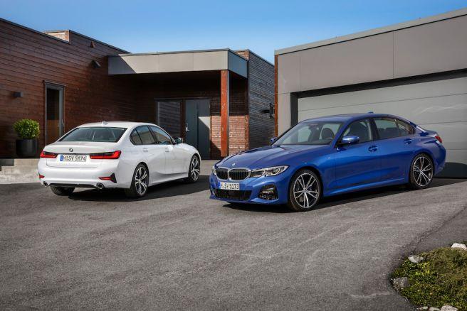 BMW 新型3シリーズ_2019
