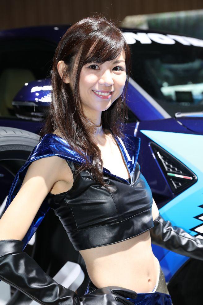 東京オートサロン2019コンパニオン_16