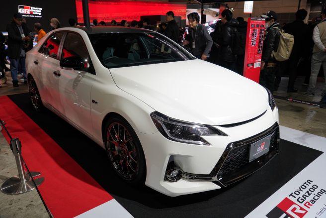 トヨタ マークX GRMN