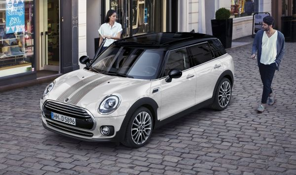 限定車MINI Clubman MOLTON Edition