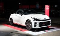 新型コペン GRスポーツ コンセプトカーが初公開!市販化も間近か