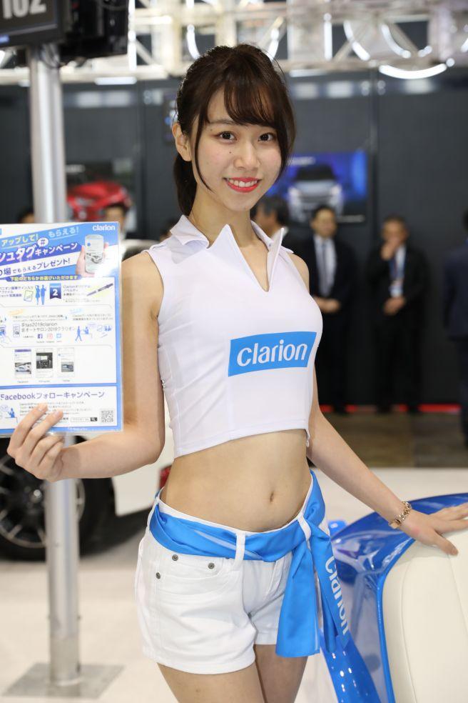東京オートサロン2019コンパニオン_月野ひなこ