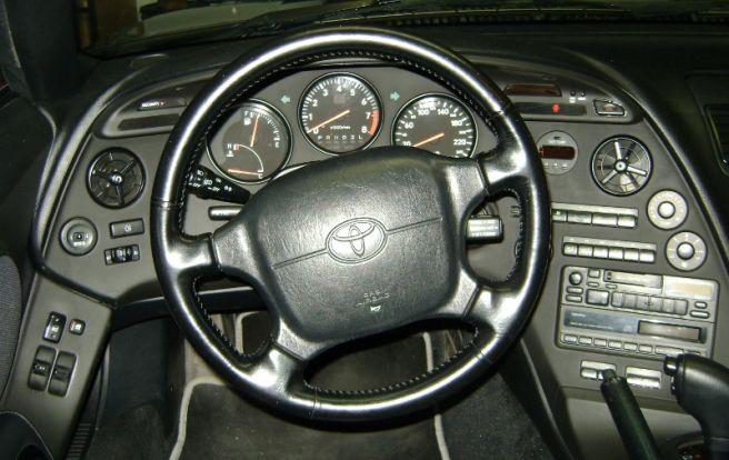 トヨタ スープラ(A80型)