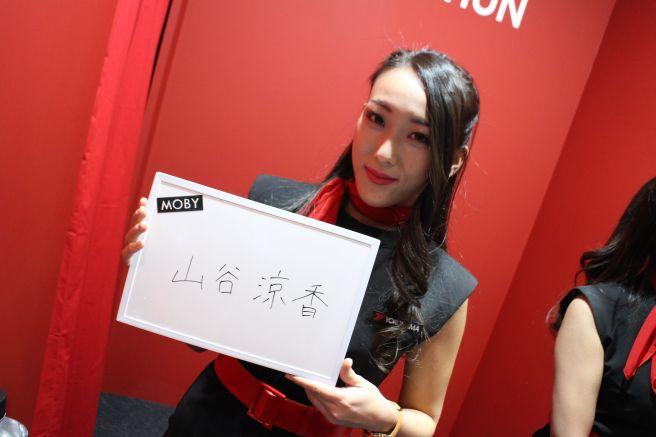 東京オートサロン2019コンパニオン_山谷涼香