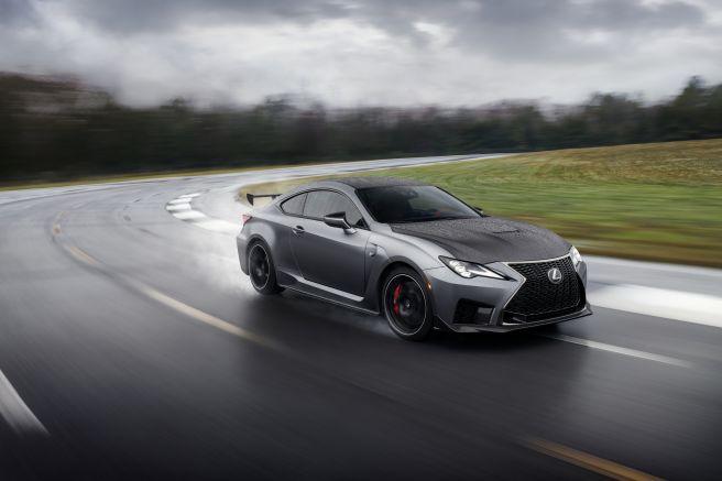 レクサス RC F 2019年モデル Performance Package