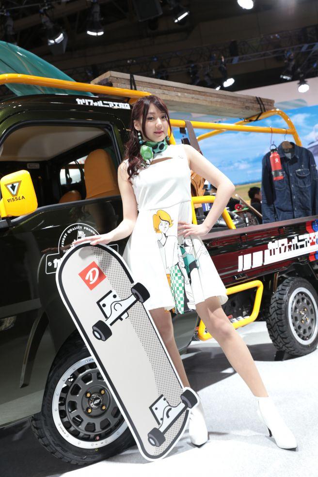 東京オートサロン2019コンパニオン_192