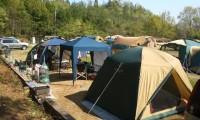 【能勢温泉キャンプ場 総合情報】大阪市内から1時間と便利な立地!キャンプ場付近では温泉が営業