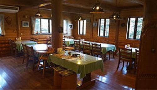 コテージ森林村 レストラン