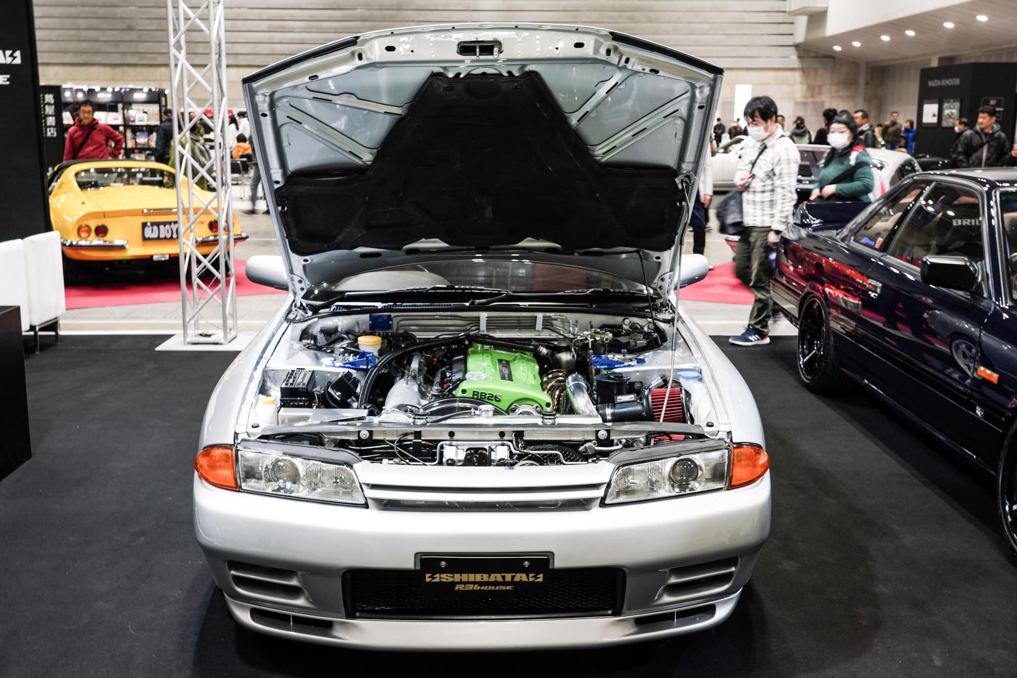 日産 スカイライン GT-R R32 ノスタルジック2デイズ2019