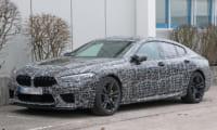 BMW新型M8 グランクーペをスクープ!最高出力630PSで2019年内にも発表か