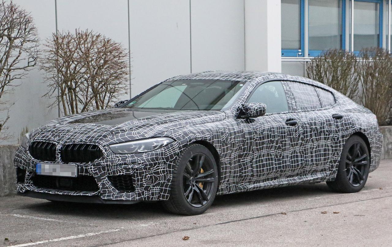 BMW M8 グランクーペ_2019