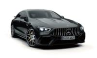 メルセデスAMG GT 4ドアクーペ発売開始!最高速度315km/hのスポーツカー