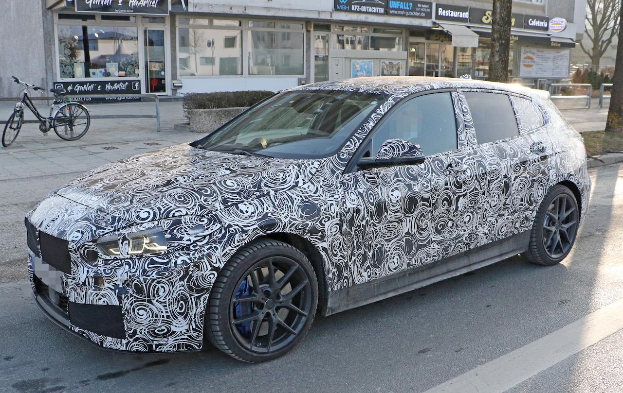 BMW 1シリーズ_2019