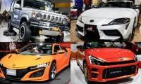 第23回大阪オートメッセ2019本日開催!見どころ車種やイベントは?