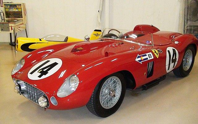 フェラーリ290MM