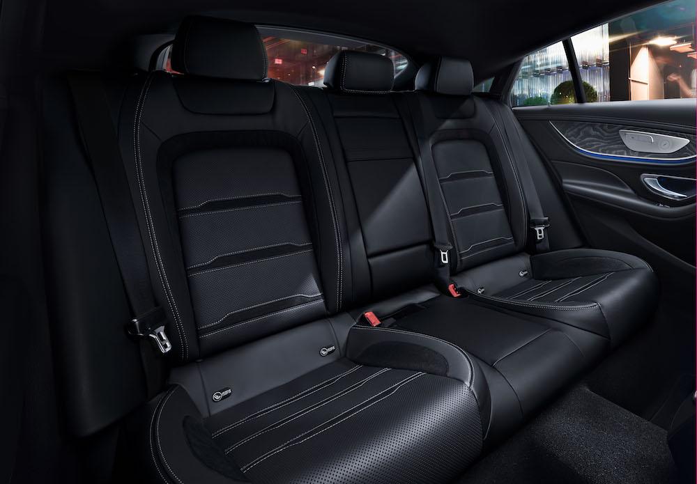 メルセデス AMG GT 4ドアクーペ_2019