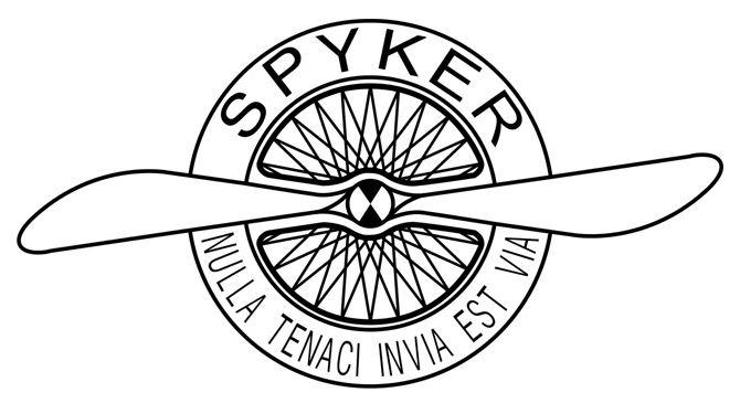 スパイカー・カーズ ロゴ エンブレム