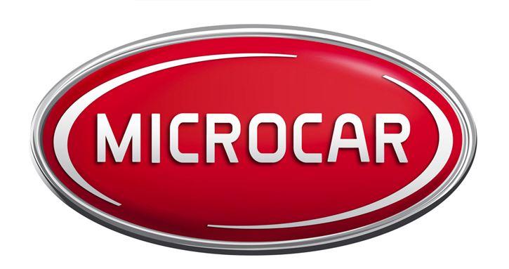 マイクロカー ロゴ エンブレム