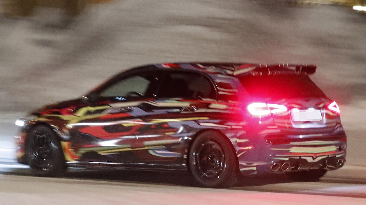 メルセデス 新型AMG A45_2019