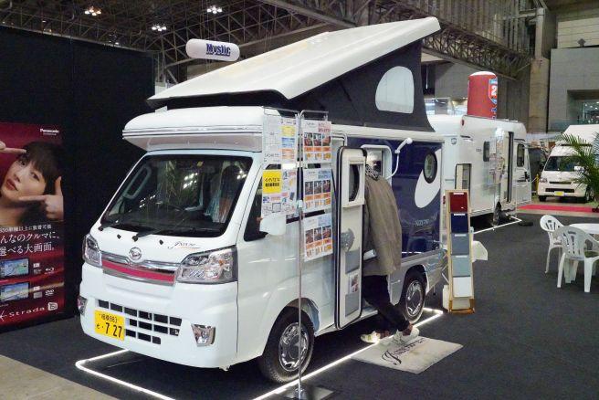 ジャパンキャンピングカーショー2019 インディアナRV インディ727