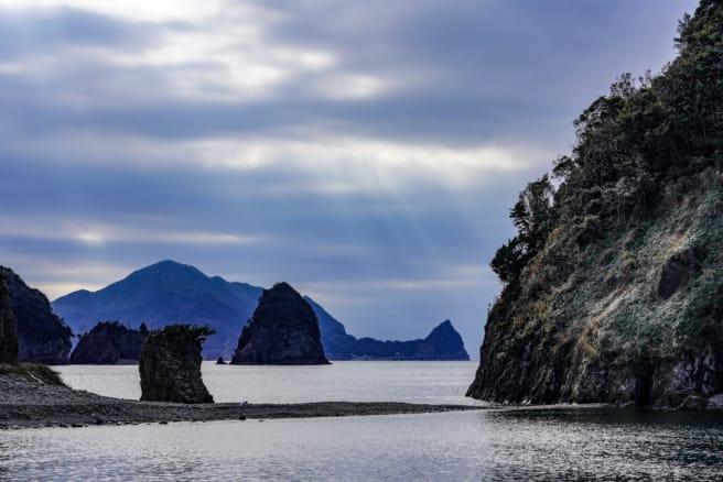 西伊豆町 浮島海岸