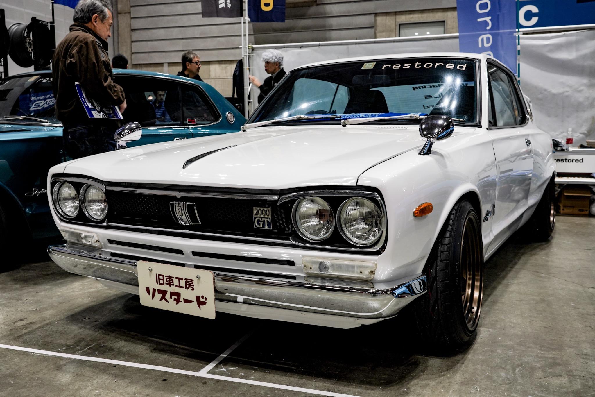 日産 スカイライン ハコスカ GT-R ノスタルジック2デイズ2019