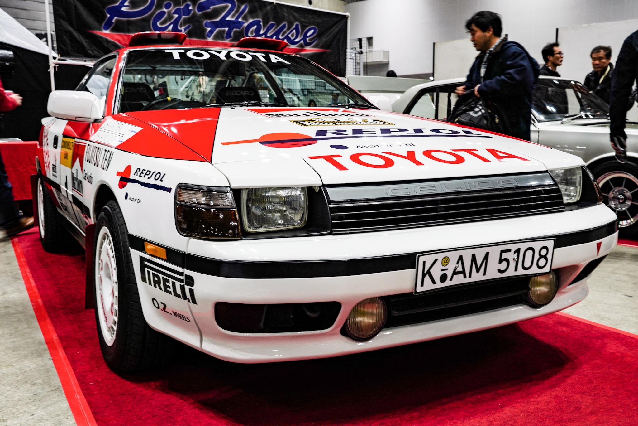 トヨタ セリカ ノスタルジック2デイズ2019